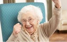 Cụ bà 109 tuổi: