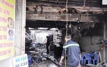 Cháy quán ăn ở TP.HCM, hai mẹ con chết thảm