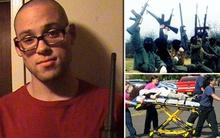 Kẻ xả súng đẫm máu ở Mỹ là người kỳ cục trong mắt hàng xóm và người thân