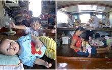 """1 ngày ăn ngủ tại làng """"mắc cạn"""" ven Hà Nội"""