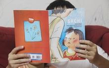 Học bố mẹ Nhật cách dạy con qua việc đọc sách hàng ngày