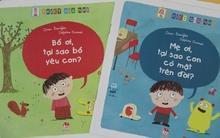 2 người bạn thú vị bước ra từ sách khiến mọi đứa trẻ yêu thích