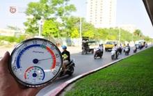 Clip: Những kết quả khó tin khi kiểm tra nhiệt độ ngoài trời trong ngày Hà Nội 42 độ C