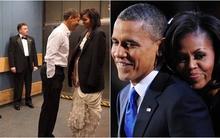 Đừng ghen tị với Michelle Obama, hãy lặng im xem họ yêu!