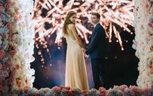 """Cưới như """"hội con nhà giàu"""" là có thể bất chấp chi phí để làm đám cưới mình thích như thế này!"""