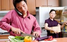"""""""Này các chị, đừng có sướng phát điên lên chỉ vì bỗng có ngày chồng nấu được cho bữa cơm!"""""""