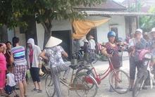 Dân bên đường tháo chạy khi thấy xe buýt bị cướp vô lăng