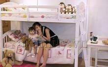 Vợ chồng tôi rất ưng ý chiếc giường tầng cho 2 công chúa