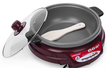Các loại nồi điện đa năng không thể thiếu trong gian bếp hiện đại