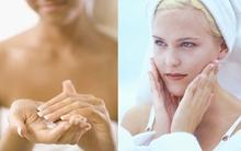 Mẹo đơn giản giúp loại bỏ hoàn toàn vùng da khô bong tróc