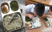 """Suất cơm 15 nghìn """"nhìn mà xót"""" của học sinh ở Hà Nội: Do chia suất ăn không đều"""