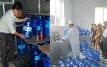 Hà Nội: Công bố nhiều cơ sở sản xuất nước uống đóng chai không đảm bảo chất lượng