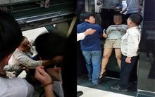 Hà Nội: Thang máy ở cao ốc văn phòng xảy ra sự cố khiến hàng chục người hoảng loạn