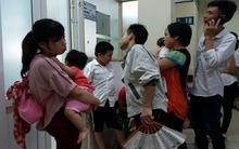 Bác sỹ cảnh báo thời tiết giao mùa bệnh hô hấp đang tấn công trẻ