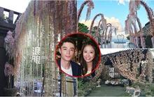 Trực tiếp: Khung cảnh lễ cưới ngập trong biển hoa của Lâm Tâm Như và Hoắc Kiến Hoa trước giờ G