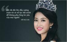 """Tân Hoa hậu VN sẽ ngưng nhận """"gạch đá"""" khi những điều này được tiết lộ"""