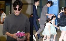 Lee Min Ho xuất hiện vui vẻ sau tin đồn chia tay Suzy