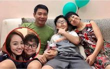 Công Lý đưa bạn gái mới đến nhà Thảo Vân dự sinh nhật con trai