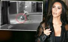 """Lộ cảnh bọn trộm tẩu thoát khỏi khách sạn nơi Kim """"siêu vòng 3"""" bị cướp"""