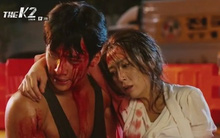 """""""The K2"""": Ji Chang Wook suýt chết vì nổ xe khi chạy trốn"""