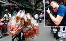 """Người nước ngoài choáng vì """"chân dài, tóc xoăn"""" vàng mã của người Việt"""