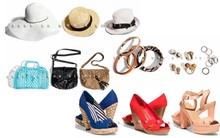 """""""Nghía"""" BST phụ kiện giày, túi, trang sức cực đẹp của H&M"""