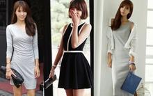 Bí quyết tận dụng váy cotton thoải mái từ công sở tới tiệc tối
