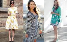 6 chiếc váy dễ dàng biến hoá từ công sở tới tiệc tối