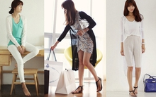 1001 cách tận dụng cardigan mỏng manh vào mùa hè