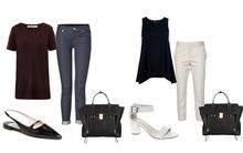 8 bộ đồ hoàn hảo cho tuần làm việc của nàng năng động