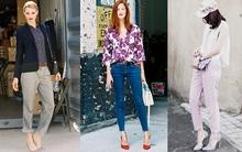 5 chiếc quần cơ bản phái đẹp công sở cần có mùa thu này