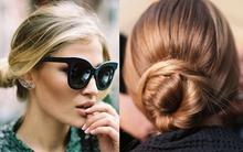 10 gợi ý tóc búi tuyệt vời cho Thu/Đông 2013