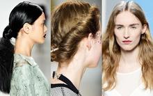 Xu hướng tóc mới từ Tuần lễ thời trang New York 2014