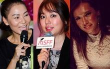 Những khuôn mặt căng bóng bất thường của sao châu Á