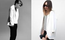 5 gợi ý kết hợp đồ công sở mới mẻ cùng blazer trắng
