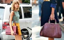 30 mẫu túi tone đỏ burgundy đẹp