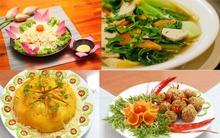 Ngày lễ Phật đản, đi thưởng thức cơm chay ở Hà Nội