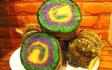 Bánh chưng, bánh tét kiểu lạ: đắt mà vẫn hút khách