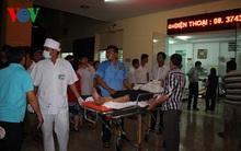 Rơi thang máy ở TPHCM, 5 người nhập viện cấp cứu