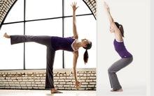 Bài tập yoga cho bạn một cơ thể khỏe đẹp