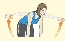 3 động tác thể dục có tác dụng giảm đau mỏi cổ khi làm việc