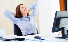 9 cách đơn giản để xả stress mà không cần rời khỏi bàn làm việc
