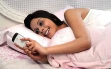 Điều cần nhớ khi dùng điện thoại trước khi đi ngủ