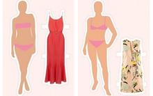 """Dáng váy nào phù hợp với """"tạng người"""" của bạn?"""