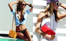 3 kiểu túi cần có trong chuyến du lịch ngày hè