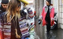 Street style đa dạng và đẳng cấp tại Tuần lễ thời trang Milan