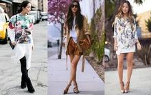 Street style của phái đẹp châu Á khi tháng 4 về