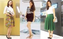 Dịu dàng và nữ tính cùng street style hè của phái đẹp Sài thành