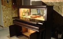 Tận dụng đàn Piano cũ thành đồ dùng tiện dụng
