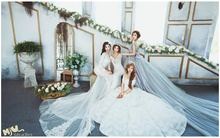 Khai trương Studio ảnh cưới với hơn 500 mẫu váy cưới đẹp ngất ngây tại Hà Nội